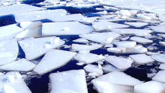 Murmansk breaks ice
